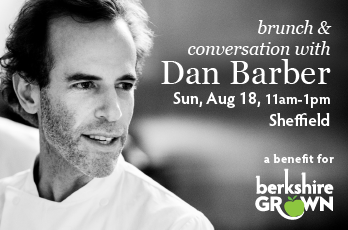 Flavor: a Brunch and Conversation with Dan Barber and Fred